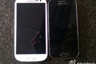 Eight leaked photos of the Galaxy S4 Mini hit the internets, they're exactly what you expect