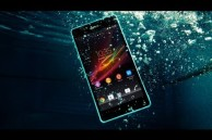 Sony announces the Xperia ZR, it's a 4.55 inch 720p quad core water resistant beauty