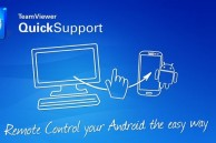 TeamViewer QuickSupport now works on any rooted Android device running AOSP or AOSP based Custom ROM