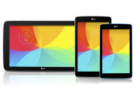 LG's latest trio of G Pad tablets available for purchase soon