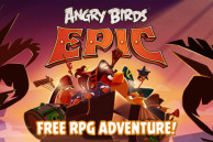 Angry Birds Epic finally makes its way to the Play Store