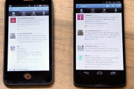 Firefox OS apps revealed to be functioning as native apps on Android