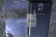 Samsung Galaxy F leaks out in new images