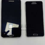 Samsung Galaxy Alpha shows up in live photos, shows off metal edges and 4.7-inch display