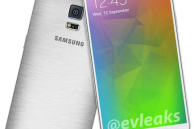 Samsung Galaxy F 'Crystal Clear' shows off its shiny shell in new leak