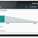 Android L ported to the Nexus 4 and Nexus 7 (2012)
