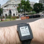 Wrist navigation with Nav Me on Android and Pebble