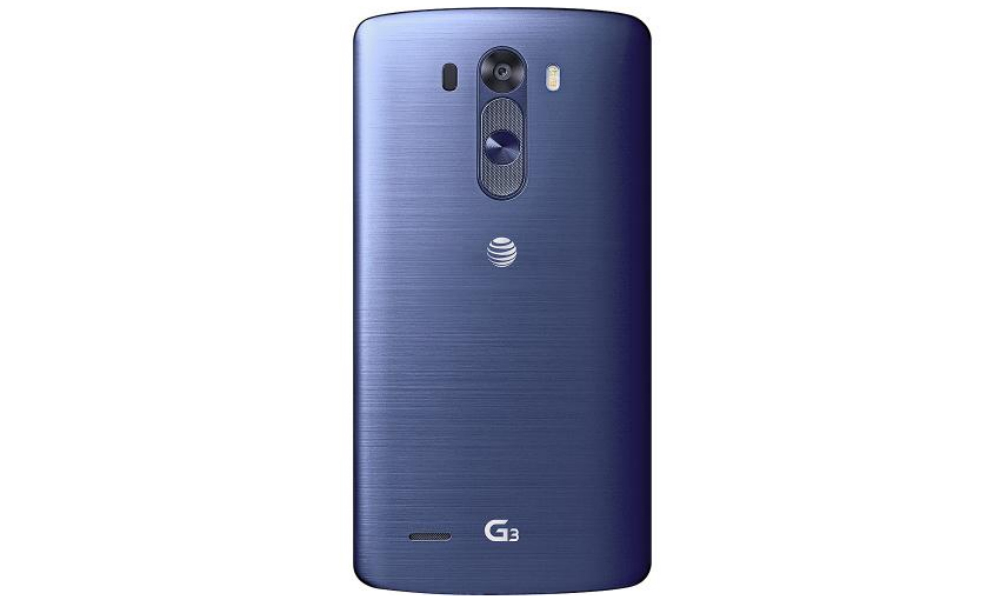 LG G3 Blue Steel variant arrives at Best Buy for AT&T ...
