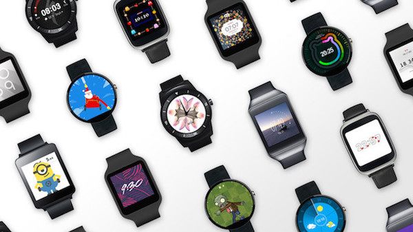 image Android Wear official watch face API