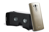 LG's 'VR for G3' offers up plastic Google Cardboard VR accessory with purchase of a G3