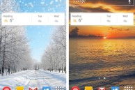 Top 5 nature-themed live wallpapers that won't drain your phone's battery