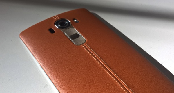 The brown leather option proved to be a love-it-or-hate-it colour!