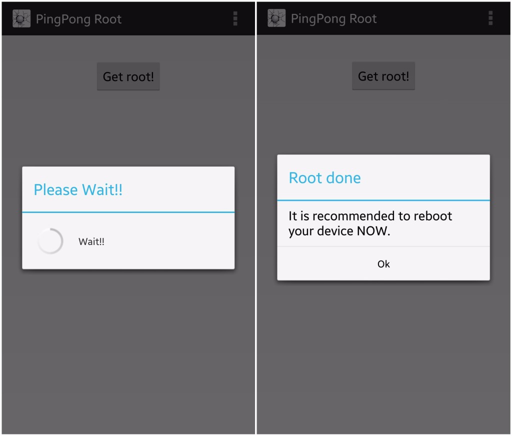 PingPong Root for Galaxy S6