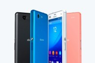 Sony rebrands and launches the Xperia Z3 Compact as Xperia A4 in Japan