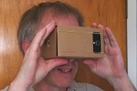 Building Google Cardboard and enjoying Virtual Reality (VR) on an Android smartphone