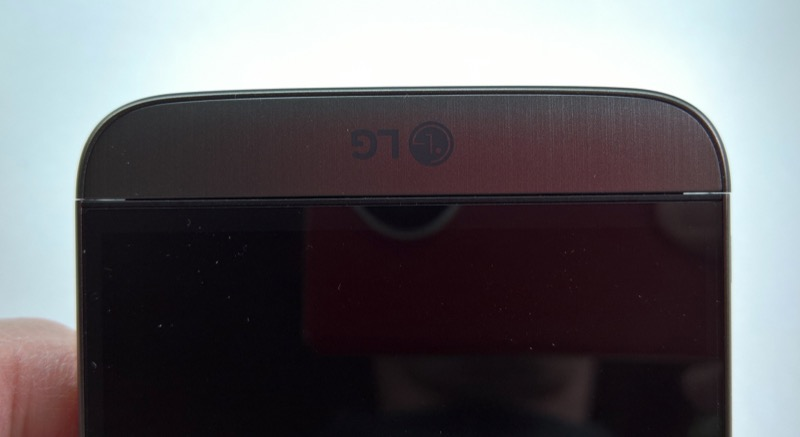 Gaps either side of the join in the G5
