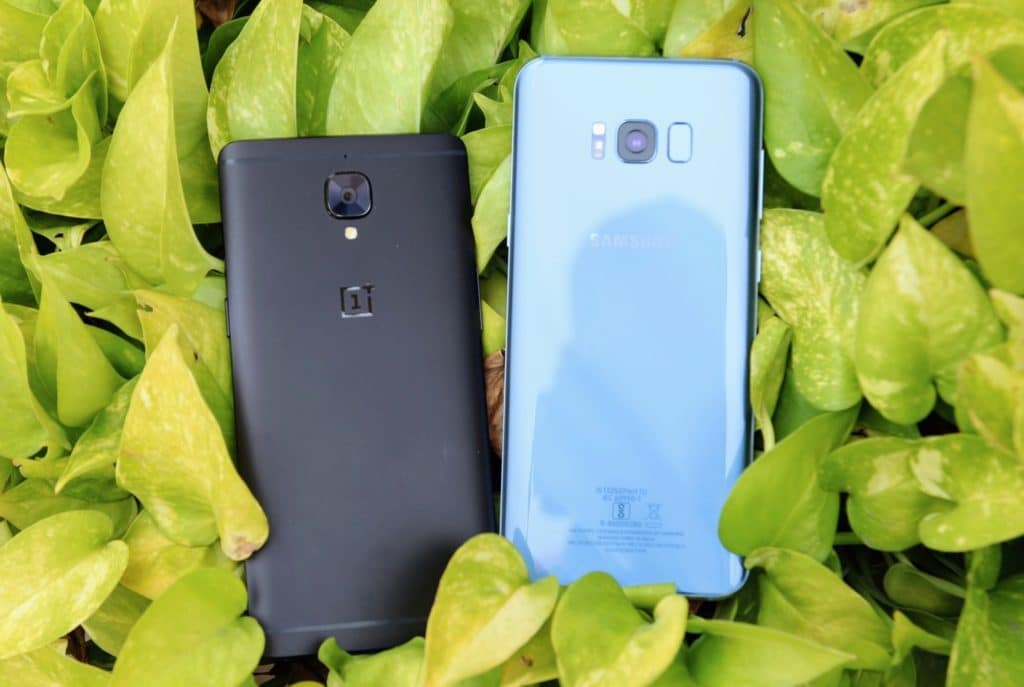 Samsung Galaxy S8 vs OnePlus 3T: Do you Really Need a Flagship Smartphone?