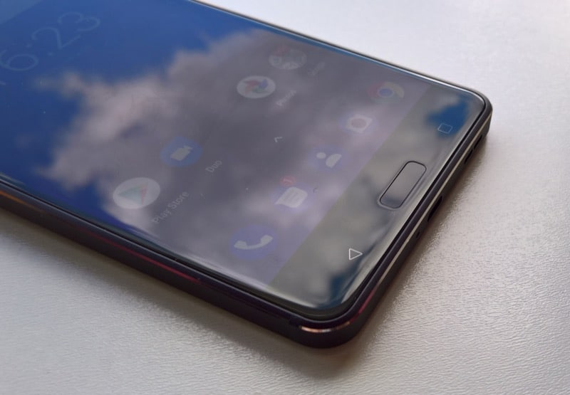 Nokia 6 buttons view