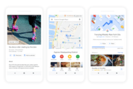 Google Maps New Features Make it Easier to Find New Spots