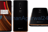 First Images of OnePlus 6T McLaren Edition Leak Out With Orange Trim