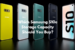 Which Galaxy S10e Storage Capacity Should You Buy – 128GB or 256GB?