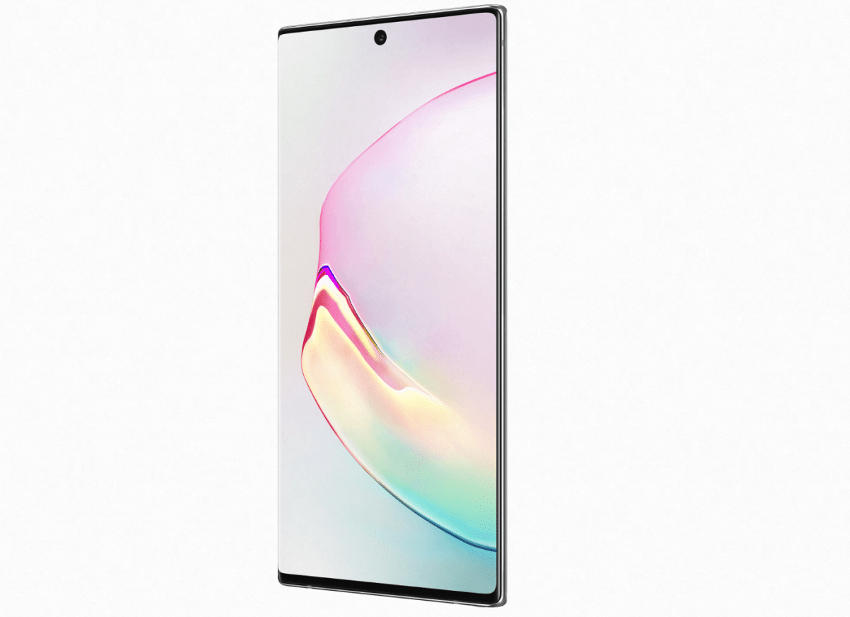 Galaxy Note 10 IP68 Certification