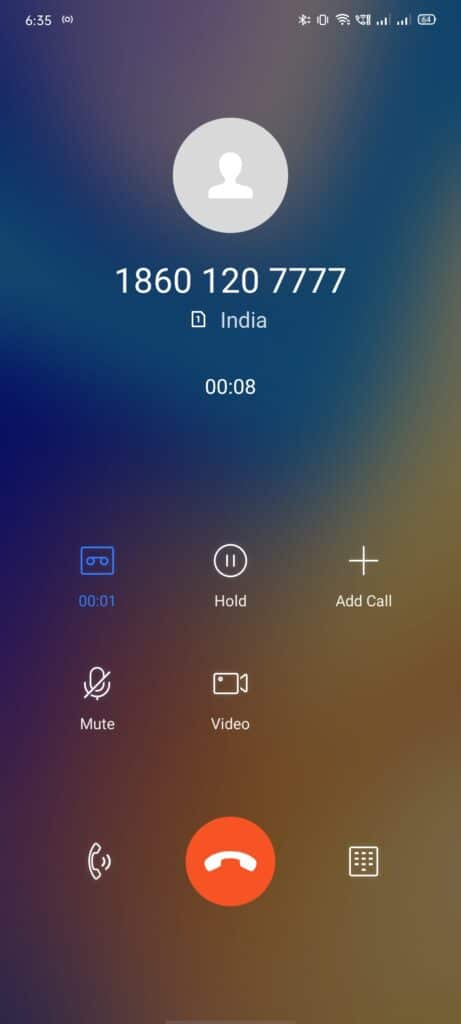 How To Record Calls On Realme Smartphones - 04