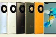 Huawei Mate 40 Series Announced with Triple Camera, 5nm Kirin Chipsets