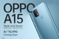 Oppo A15 Announced in India with 6.5-inch Display, Triple Rear Camera