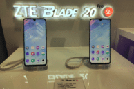 ZTE Blade 20 Pro 5G Launched with Snapdragon 756G