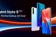 Redmi Note 8 2021 Camera, Display and Chipset Details Officially Revealed