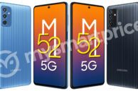 Samsung Galaxy M52 5G Could Feature a 120Hz Display, Snapdragon 778G, and Pinstripe Design